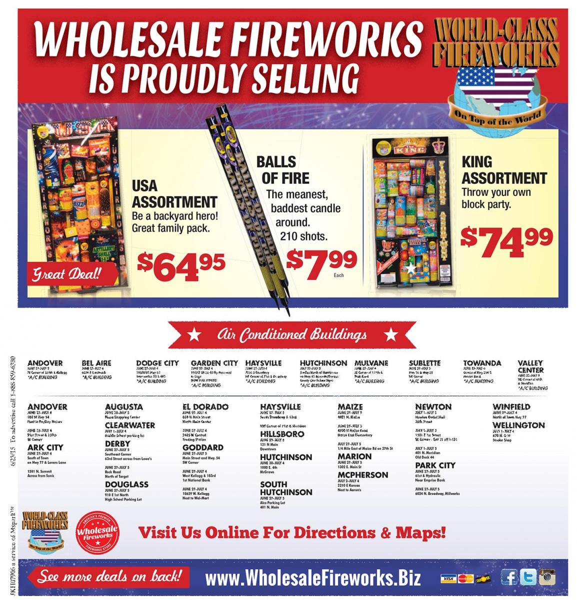 fireworks coupons wichita ks